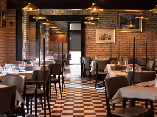 Interno ristorante Roma | Felice a Testaccio